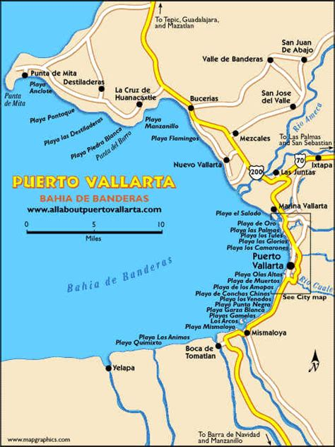 vallarta map of mexico vallarta maps maps of vallarta mexico