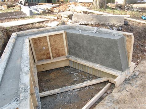 poured concrete retaining wall design home design