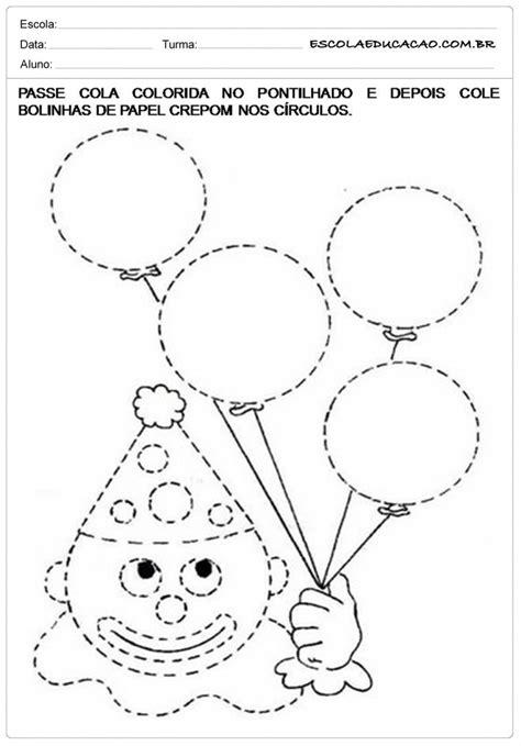 Atividades de Artes para Educação Infantil - Escola Educação