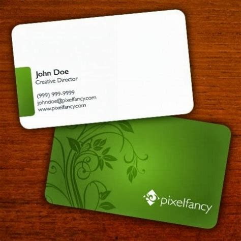 design and print business cards free card design