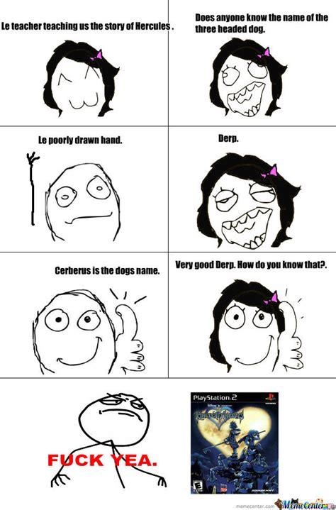 Kingdom Hearts Memes - kingdom hearts by spongehunt meme center