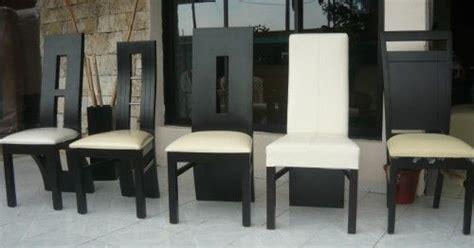 sillas minimalistas de acero