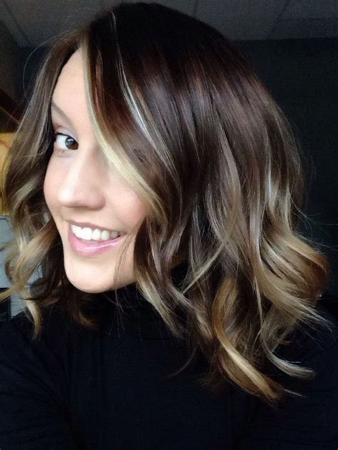 highlights underneath hair 9 best my favorite anchor of women images on pinterest