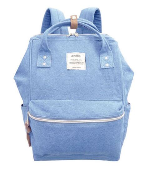 Japan School Bag Navy Grey Line 12 best images about anello bag on singapore school bags and canvases