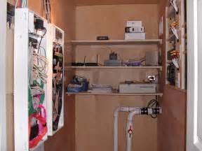 home wiring closet www galleryhip com the hippest pics