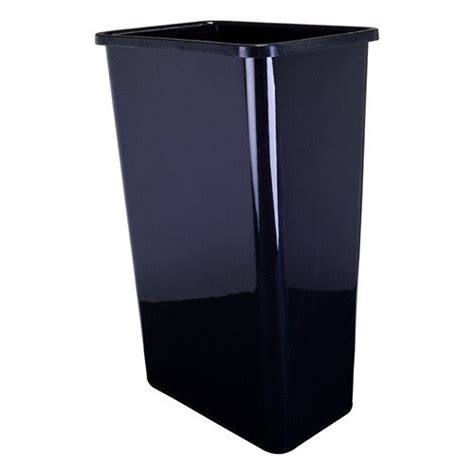 scow back waste containers hardware resources shop can 50 pull out waste bins