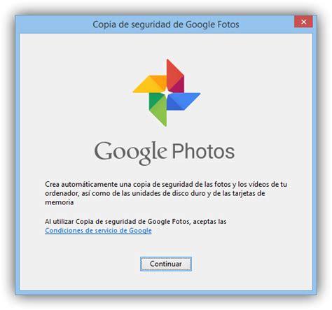 google imagenes ordenador c 243 mo sincronizar las fotos de tu pc con google fotos