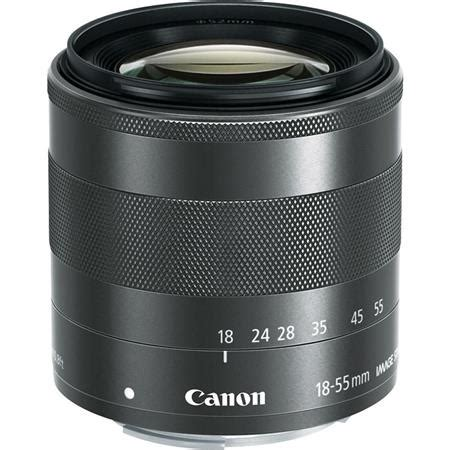 Tutup Lensa Canon 18 55mm canon ef m 18 55mm f 3 5 5 6 is stm lens 5984b002