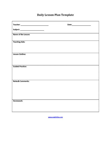 blank lesson plan template ks2 printable blank lesson plan template ks2 free template