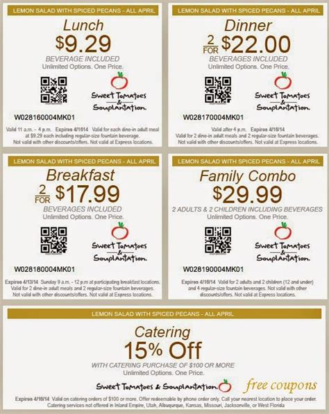 printable coupons collection holidays