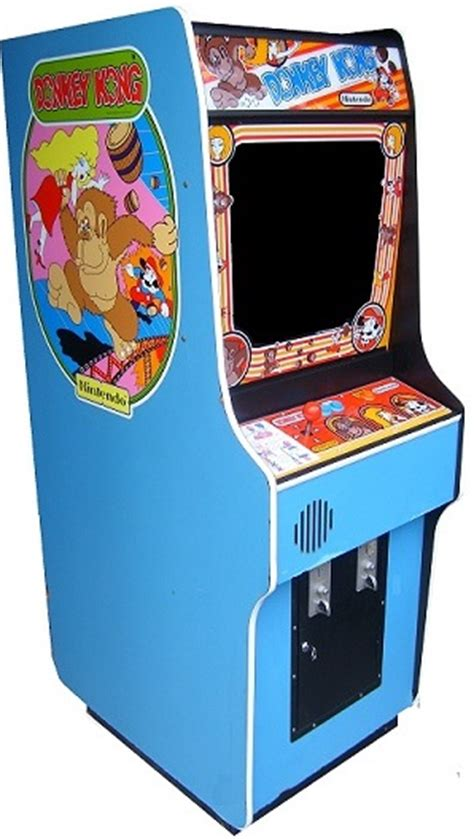 of nintendo cabinet for sale arcade specialties kong arcade for sale
