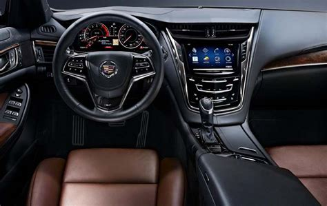 Cadillac Cts Interior by 2018 Cadillac Cts Release Date Review Price
