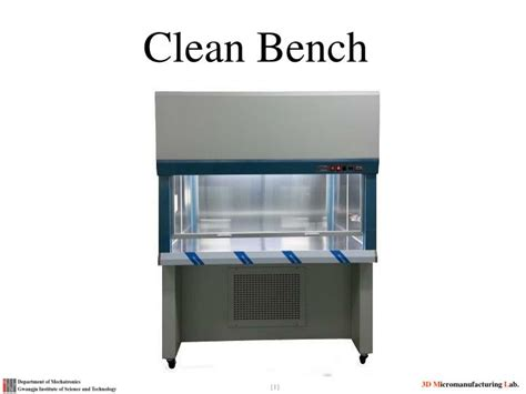 bench cleaner clean bench morgan technologies