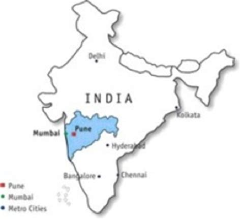 pune in map of india eastwest pr india catalyses brand awareness for pubmatic