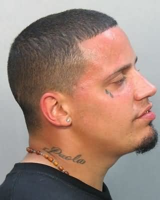 tribal neck tattoos for men neck tribal tattoos for
