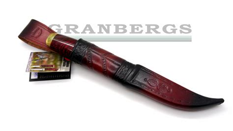 Sharpest Kitchen Knives In The World granbergs kainuun puukko little tommi guard t121 knife
