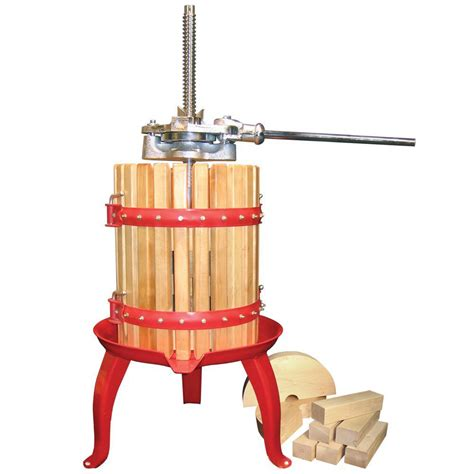fruit press classic fruit wine and cider press the green