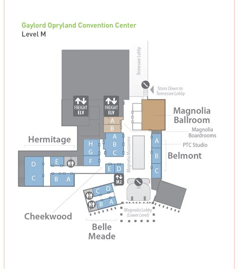 layout of opryland hotel ptc live global engineering focused training and