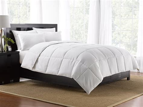 seasons collection down alternative comforter exquisite hotel collection all season down alternative