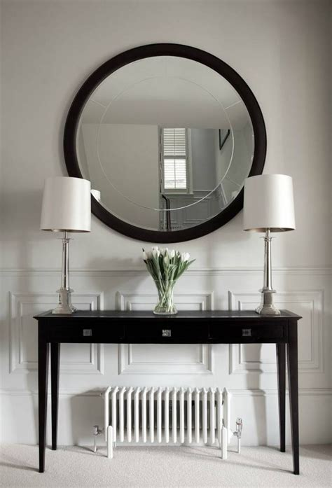 beautiful mirrors 15 best collection of beautiful mirror console table