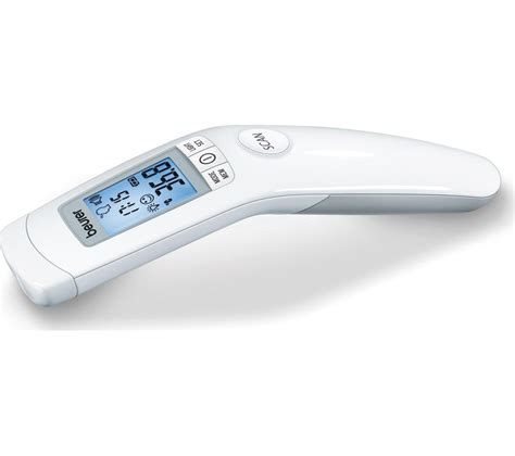 Thermometer Non Contact buy beurer ft90 non contact thermometer free delivery