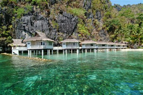 Palawan Cottages by Top Ten Beaches In The Philippines The Ketchup Diet