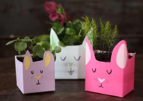 fazer plantas como fazer um vaso de plantas embalagem de suco