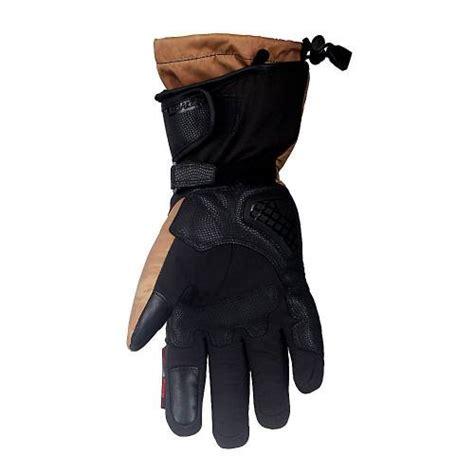 scoyco mc kislik uzun eldiven kahverengi fiyati ve
