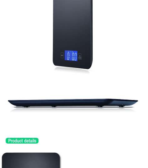 Mini Electronic Kitchen Pan Cheng Scale 5kg 1g Timbangan 5kg 1g mini smart slim diet cooking weighing electronic digital kitchen food weighing scale