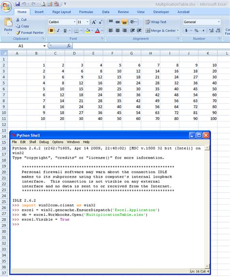 python map exle mapping excel vb macros to python python excels
