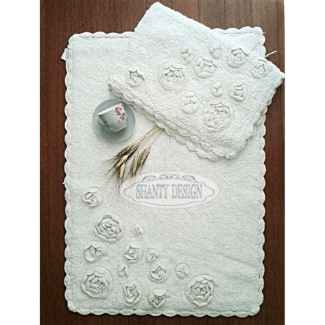 tappeti shabby chic tappeto bagno roma 1 shabby chic zerbini tappeti