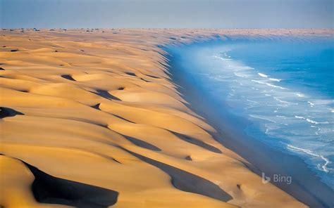 ocano frica fondo de pantalla desierto de namib oceano atlantico africa hd