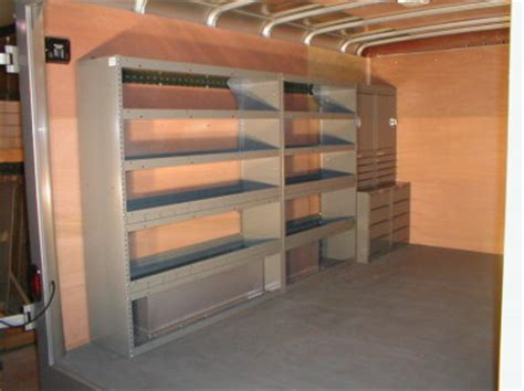 conversion components inc shelving