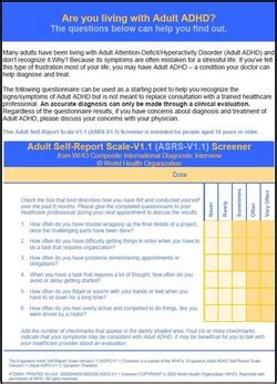 printable add questionnaire for adults add adult test investmentschoosing cf