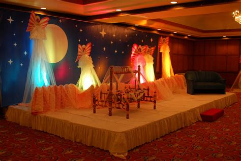 Cradle Ceremony Decoration by Cradle Ceremony Decorations The Memorable Celebrations