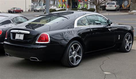 roll royce black rolls royce wraith classic cars