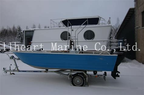 cheap quality boats 5m high quality cheap aluminum fishing boat with center