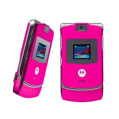 Summery Pink Krzr Flip Phone From Motorola And Carphone Warehouse by Motorola Razr V3 Gsm Phone Handy Ohne Vertrag Ohne Simlock