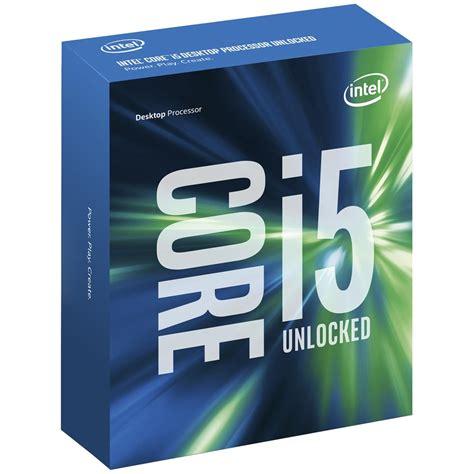 intel i5 6600k skylake 3 5ghz cpu lga 1151