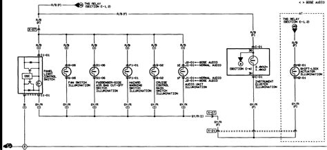 1999 mazda miata diagram dash fuse box my mechanic blown