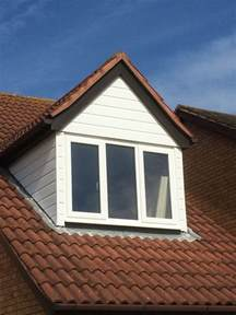 A Dormer Pvcu Dormer Window Cladding Wales Trade Frames