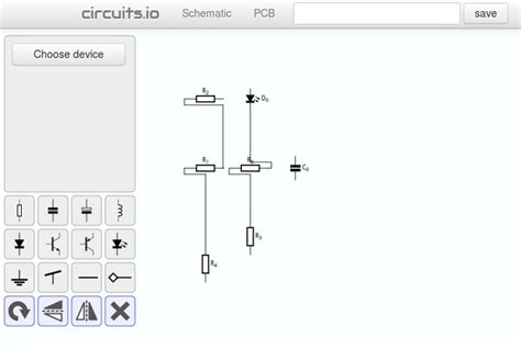pcb layout maker online free online circuit design maker circuits io