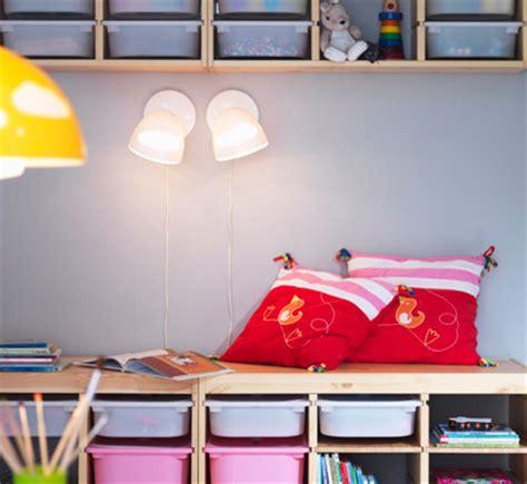 Kinderzimmer Stauraum