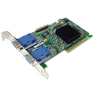 Vga Card Dual evertek wholesale computer parts matrox g450 16mb agp dual vga card g45mdha16d r