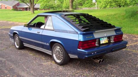 dodge charger 2 2 1983 dodge shelby charger may 2013 update