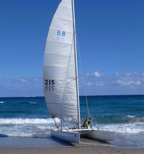 nacra catamaran for sale in florida nacra 5 8 catamaran for sale in boca raton florida