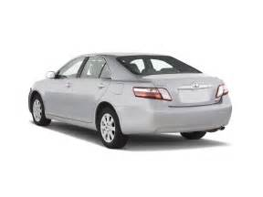 Toyota Camry 2007 Mpg 2007 Toyota Camry Reviews And Rating Motor Trend