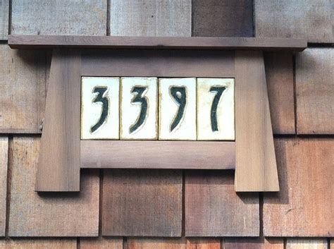 art and design address 1000 images about house numbers on pinterest arts