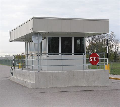 how to your to guard your house guard house guard booth guardhouse guard houses portable steel buildings