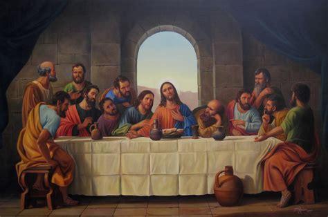 imagenes catolicas ultima cena el arte de mauricio romero la 218 ltima cena